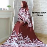 Baju Busana Muslim Gamis Wanita Modern Terbaru Dania Syari