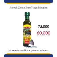 Minyak Zaitun Extra Virgin Palestina Zaitun Palestina Rumman 250 ml
