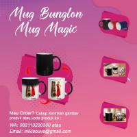 Mug Bunglon / Mug Magic
