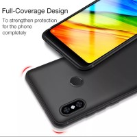 Case Xiaomi Redmi Note 5 Pro Softcase Super Slim Matte Premium Quality