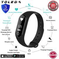 TOLEDA SmartBand TLW 25B Original 100% Smartwatch