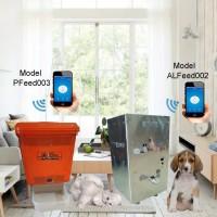 Otomatis Pemberi Makan Anjing dan Kucing tanpa kamera