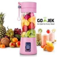 Blender Mini Portable Jus Juice Cup Electric 500ML 6 pisau - B121