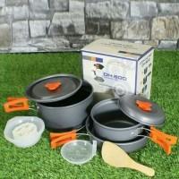ALAT MASAK NESTING COOKING SET DHAULAGIRI DH 300 - Rabbani Outdoor