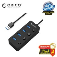 ORICO W9PH4 4-Port Portable USB 3.0 HUB - ORIGINAL