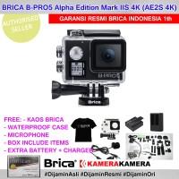 BRICA B-PRO5 AE Mark IIs Brica AE2S 4K +MIC + KAOS + Battery + Charger