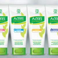 Acnes Facewash Youghurt Plus 50 gr