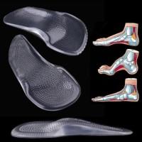 GEL 34 Arch Support pad for High Heels Flat Feet Orthotics