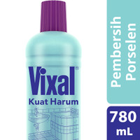Vixal Pembersih Porselen Kuat Dan Harum 780 ml / Pembersih Keramik 780