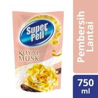 Super Pell Royal Musk 750 ml / Superpell Lantai Royal Musk 750ml