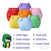 Clodi Popok Kain Berkancing / Klodi Bayi / Cloth Diaper / Clodi Bayi
