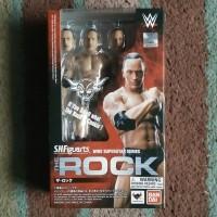 SHF The Rock WWW Smackdown
