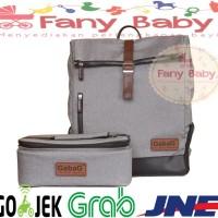 GabaG Cooler Bag Kelimutu / Tas Asi Bayi