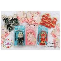 Bagtag akrilik / luggage tag / strap tag souvenir