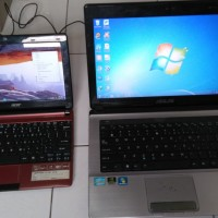 Laptop ASUS A43S core i 7 & ACER ASPIRE ONE D270 intel atom