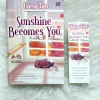 Novel Sunshine Becomes You - Ilana Tan ( original )