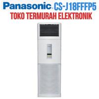 PANASONIC AC FLOOR STANDING / BERDIRI R410A CS-J18FFFP5 2 PK MALAYSIA