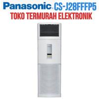 PANASONIC AC FLOOR STANDING / BERDIRI R410A CS-J28FFFP8 3 PK MALAYSIA
