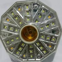LAMPU EMERGENSI -LAMPU EMERGENCY REMOT - LAMPU EMERGENCY FITING FLAFON