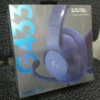 Logitech G433 7 1 Surround Sound Gaming Headset Play Advanced
