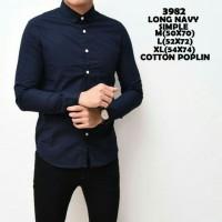 baju fanel pria original import size L,Xl