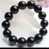 Gelang Batu Black Jadee