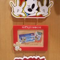 Foto Frame Gantung Dinding Mickey