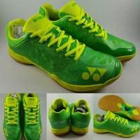 sepatu badminton yonex aerus 2 Hijau stabillo limited LCW light green