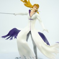 Action Figure Anime Bleach FZO Aizen Sousuke