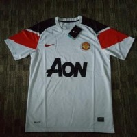 Jersey Retro Manchester United Away 2010/11