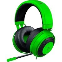 Razer Kraken Pro V2 Analog Gaming Headset Headphone - Hijau muda