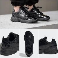 Adidas Falcon Women Glossory Black Shiny