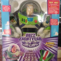 Toy Story - Buzz Lightyear - The Infinity Edition