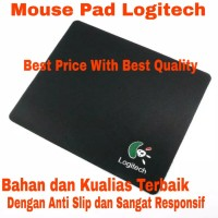 Mouse Pad Logitech Bahan Terbaik dan Anti Slip BEST QUALITY