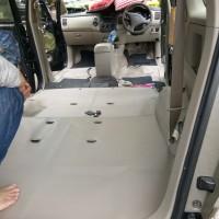 Karpet dasar mobil ford laser, brio, agya, jazz