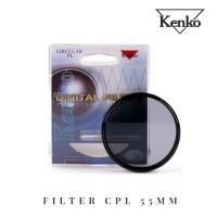 FILTER CPL 55mm KENKO