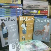 Novel Dilan 1Set(3 Buku)