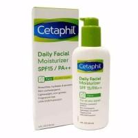 Cetaphil daily facial moisturizer SPF 15 118 ml face lotion spf 15