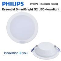 Promo Downlight Philips LED 12W DN027B D150 Berkualitas