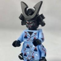 Lego Ninjago Movie Enemy Volcano Garmadon