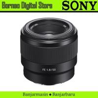 Sony FE 50mm F1.8 Garansi Resmi