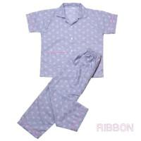 Baru piyama anak laki perempuan baju tidur cowo cewe katun catra