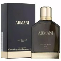 Parfum Original Armani Eau de Nuit Oud EDP 100 Ml UnBox Reject