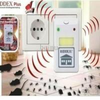Riddex Plus Pest Repelling Aid Pengusir Kecoa Tikus Nyamuk New