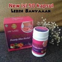 Sinensa Beauty Slim Herbal BPOM Original - Pelangsing Herbal BPOM New
