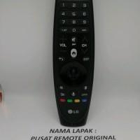 REMOTE REMOT TV LG MAGIC LED LCD MOTION AN-MR600 ORIGINAL ASLI 45