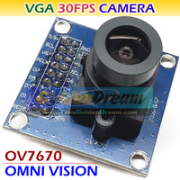 Camera OV7670 Omni Vision Module VGA CMOS Kamera Arduino Raspberry