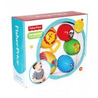 Fisher Price Basic Baby Training Balls - Mainan Bola
