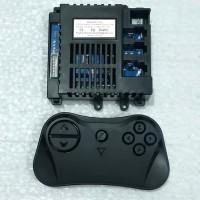 Receiver+Remot Control Bluetooth 12V Mobil Mainan Aki Pliko, BMW, Merc