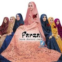 Baju gamis murah GAMIS BRUKAT MEWAH BIG SIZE baju muslim wanita